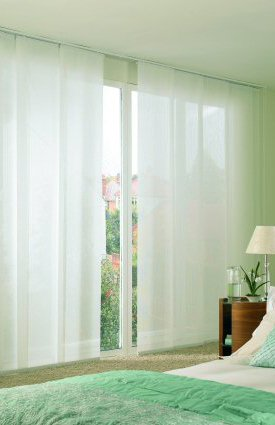 Sliding Panel Blinds - Installation | Elite Blinds & Solar ...