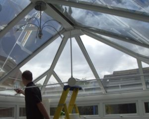 Fitting Solar Roof Film