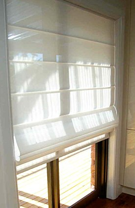 Roman Blinds Made To Measure From Elite Blinds Amp Solar Film